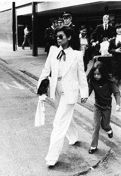 Bianca Jagger 1979