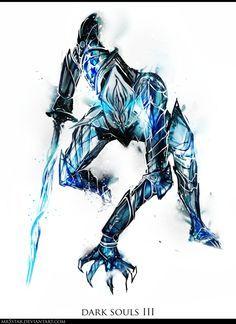 Dark Souls III by Mr5star.deviantart.com on @DeviantArt