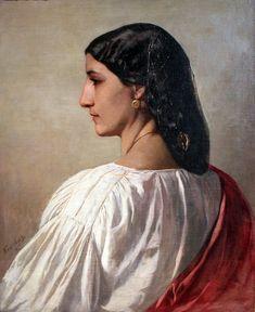1861 Feuerbach Nanna - Anselm Feuerbach - Wikipedia