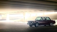 Somebody's got a case of the Mondays  #california #bmw #bmw2002 #classic #monday #commute #morning
