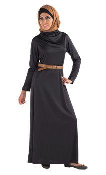Casual Knit Abaya