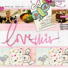 Pink Reptile Designs :: Digital Scrapbook Designs