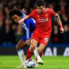 LC Chelsea vs Liverpool 1-0, Philip Coutinho