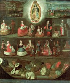 The Virgin of Guadalupe, Mexican, 18th century