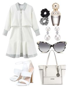 Fresh Monday Morning by pulseofthematter on Polyvore featuring polyvore fashion style GUESS STELLA McCARTNEY Berry Marc Jacobs women's clothing women's fashion women female woman misses juniors