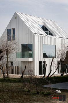 Blanco Oostduinkerke Residence / BURO II & ARCHI+I