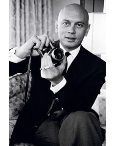 Yul Brynner - saw him in Chicago on stage of the King & I.....