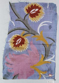 Textile Sample Manufacturer Wiener Werkstätte  Designer: Designer Unknown Date: 1910–28 Medium: Silk
