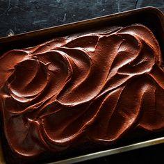 School-Party Sheet Cake Recipe on Food52 recipe on Food52