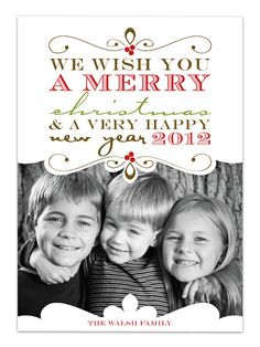 Christmas Card idea... I love, love, love black and whites!!!!