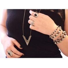 || NOVIDADES || Anéis, pulseiras e colares! #delicat #instafashion #new