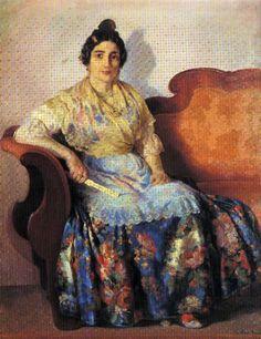 Valencianas Pintadas: Leopoldo García Ramón (Valencia, 1876-1958)