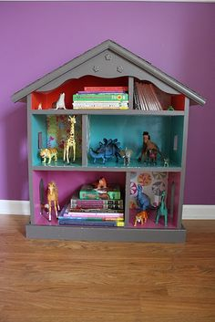 This is Max's kind of dollhouse