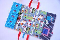 Autotasche für unterwegs :) http://de.dawanda.com/product/33635257-Car-Go---Autospielzeug-zum-Mitnehmen