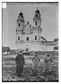 Russian Church at Suwalki in German hands (LOC) by The Library of Congress, via Flickr