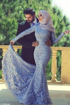 Find More Wedding Dresses Information about Charming Purple/Pink Arab Muslim Lace Long Sleeve Mermaid Wedding Dresses Bridal Gowns Robe de Mariage Vestido de noiva a54,High Quality Wedding Dresses from Romantic bride wedding dress Suzhou Co., Ltd. on Aliexpress.com