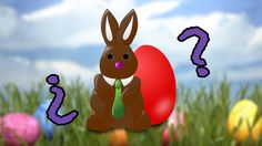 ¿Un conejo que pone huevos?  https://www.youtube.com/watch?v=Za7zjjqA4rg