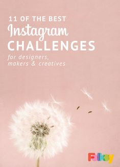 best Instagram challenges, Instagram hashtags,