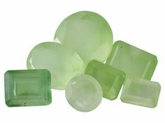 Parcel Of Prehnite 25.00ctw Mixed