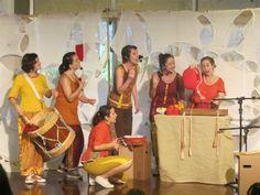 """O show musical """"Contos e lendas populares do Brasil"""" e a peça teatral """"Pé de Moleque"""" fazem parte da programação cultural infantil do Shopping Multi Mariana neste final de semana. A entrada é Catraca Livre."""