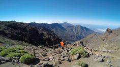 Plátano de Canarias Transvulcania Salomon Nature Trails 2014 celebrado en la Isla de La Palma (Canarias) el 10 de Mayo de 2014.