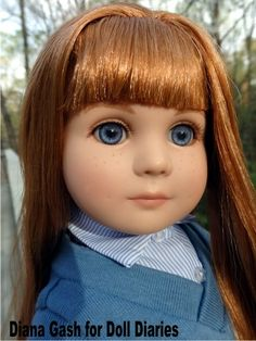 Hard to Find – A Look at Ruth Ann – a Effanbee Tonner Doll