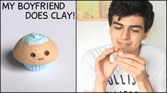 My Boyfriend Does Clay Challenge- This is so cute! :D