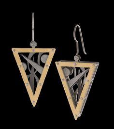 Earrings   E. Douglas Wunder