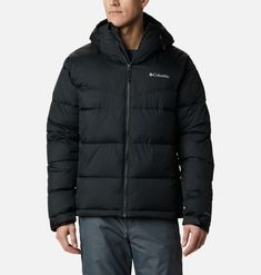 A feature-rich ski jacket built to perform and protect on and off the slopes. Ski Pass, Model One, Snow Pants, Columbia Sportswear, Shoe Sale, Cool Suits, Stay Warm, Cool Things To Make, Skiing