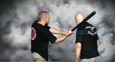Best Way To Defend Yourself Against A Baseball Bat Or Blunt Force Attack.  http://www.thegoodsurvivalist.com/self-defense-against-a-baseball-bat-or-blunt-force-attack/