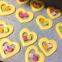お 菓子 pink color code - Pink Things Delicious Cookie Recipes, Sweets Recipes, Cute Cookies, Yummy Cookies, Cheap Sweets, Biscuit Cookies, Cata, How Sweet Eats, Biscuits