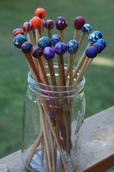 NURTURED BY LOVE: Knitting needles