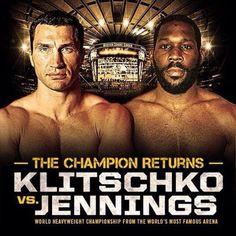 Klitschko Says He Is Going To Make Jennings Eat His Words