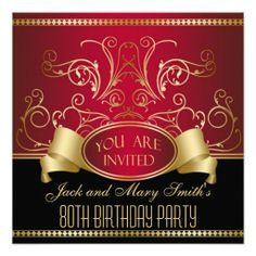 Customized 80th Birthday Party Invitation we are given they also recommend where is the best to buyDiscount Deals          Customized 80th Birthday Party Invitation Review from Associated Store with this Deal...