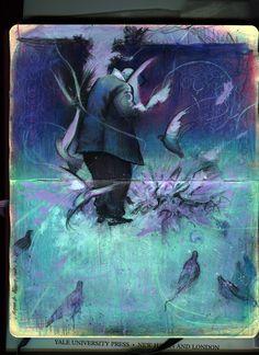 Rod luff's moleskin art