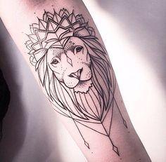 Lion Tattoo Plus