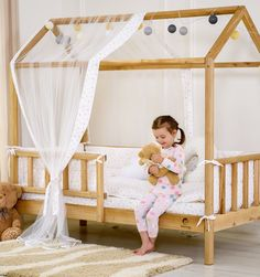 Montessori, Baby Room, Toddler Bed, Furniture, Home Decor, Child Bed, Decoration Home, Room Decor, Home Furnishings
