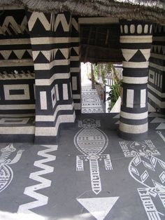 Entrance to Niani Restaurant, Dakar, Senegal - I did a shoot here. Fabulous place right on the sea. Afrique Art, African House, African Interior, Africa Destinations, Deco Nature, Berber, West Africa, South Africa, Senegal Africa