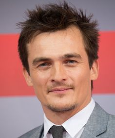 Wishing Sexy Assassin Rupert Friend a Happy 34th Birthday! from InStyle.com