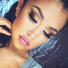 ✌ Video tutorial on my YouTube channel. Link on my bio page. Amores este video tutorial ya esta en YouTube ✌ #auroramakeup #selfie