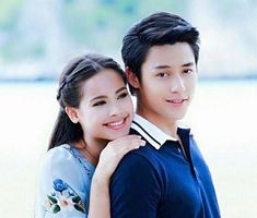 MY Yaya & Mark Prin ☺ Asian Actors, Korean Actors, Mark Prin, Thai Drama, Cute Korean, Drama Movies, Couple Portraits, Celebs, Celebrities