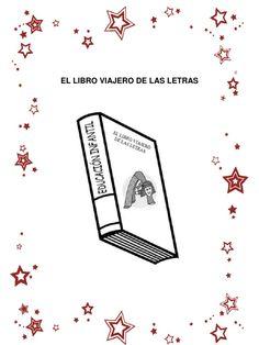 Instrucciones para realizar EL LIBRO VIAJERO DE LAS LETRAS.