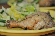 Kurczak z marynaty http://viennesebreakfast.com/kurczak-z-marynaty/