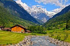 Grindlewald Switzerland