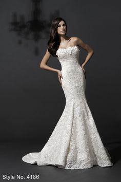 Wedding Dress/Gown - Pnina Tornai 4186