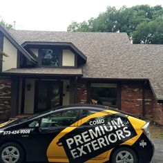 Cedar Shake Roof Replaced By Owens Corning Duration In Columbia MO.