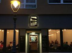 Goldener Hirsch. New traditional restaurant in Mainz Neustadt.