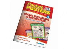 Our Social Education & Motivation revision guide is a simple and clear reference book designed to improve students' understanding. The Pocket Poster is concise, informative and affordable; Revision Guides, Reference Book, Book Design, Student, Pocket, Motivation, Education, Books, Posters