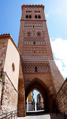 Torre de San Martín, Teruel.