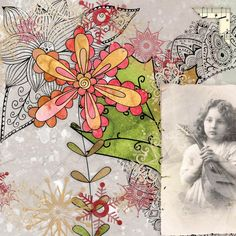 Home For The Holidays by #heartjournaling  There is nothing better then making it home for the holidays, especially #Christmas time. #digitalscrapbooking #thestudio